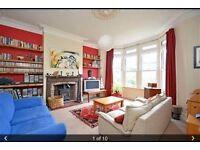 Light/airy double in garden flat near Glos Road!