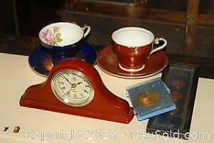 Teacup And Clock C