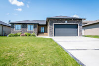 Immaculate 1590 sq ft 3 Bdrm Home in Niverville, MB
