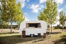 Vintage Caravan Bar Business for Sale Bakery Hill Ballarat City Preview