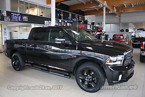 2017 Dodge Power Ram 1500 Pickup Truck