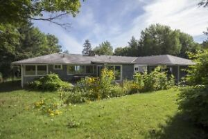 Waterfront Millidgeville home,sandy beach with mooring!