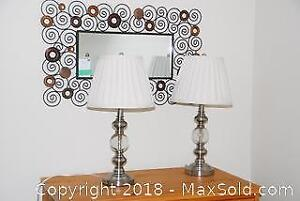 Mirrors and Lamps A