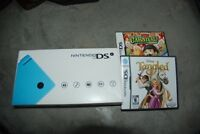 DS with Tangled and Carnival Games