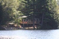 GREAT FAMILY FRIENDLY COTTAGE ON BEAUTIFUL PRIVATE BOY LAKE
