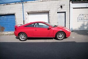 2001 Toyota Celica GT - Great Condition!