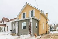 COMPLETELY RENOVATED BRICK HOME