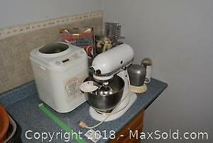 Small Kitchen Appliances A