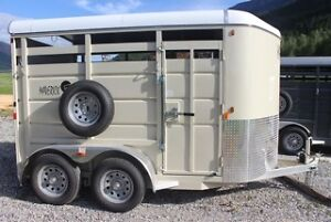 Maverick 12ft stock trailer 2017 model