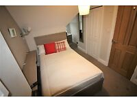 SHORT TERM LET to end of May. Single ensuite room, all bills included in friendly house £450.00