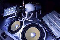 Installation Radio (DVD) et sub