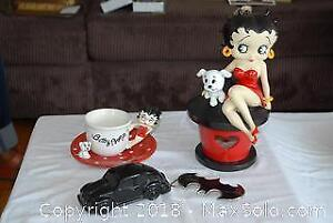Betty Boop And Collectibles B