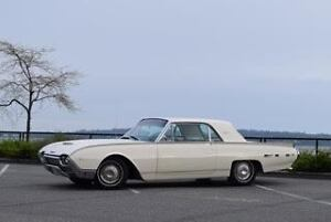1962 Ford Thunderbird (Collector Title)