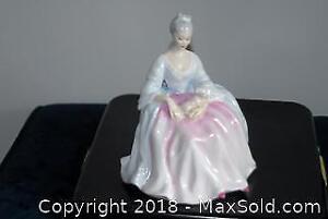 Royal Doulton Figurine A