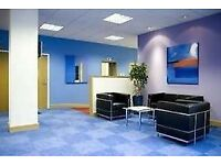 A recent refurbishment has transformed the building into a modern business centre.