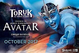 Toruk Cirque Du Solei Family Tickets Best Offer