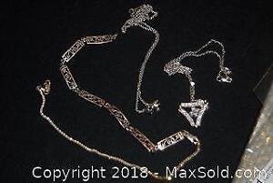 Sterling Silver and More A