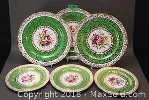 Hammersley China Plates