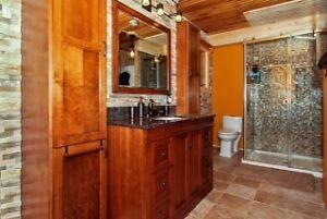 Beautiful Log Home For Rent or Lease $1600.00 pou St. John's Newfoundland image 2