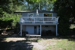 Waterfront Home / Cottage for Rent