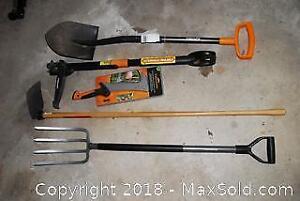 Fiskars Garden Tools. A