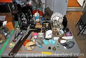 Misc Decorative Lot A