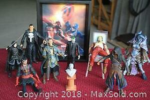 Action Figures - LOT 1
