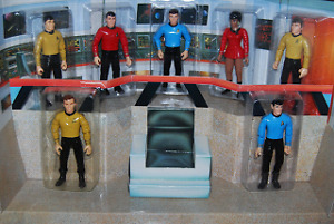 Classic Star Trek Collectible Figure Set - Limited Edition