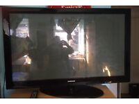 Samsung TV : Plasma Display - Faulty