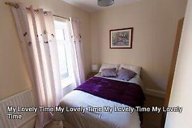 Treforest Pontypridd Double Bedroom, Furnished, £370/Month bills included