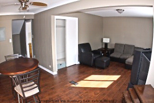 Top floor 2 bed, new sudbury,may 1st $1050 all in