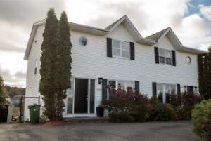 Move in ready townhouse, Millidgeville! Showroom quality!