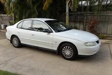 2002 Holden Commodore Sedan Rasmussen Townsville Surrounds Preview