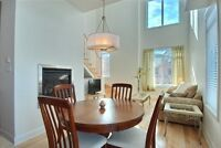 Meuble Condo Neuf Luxueux 3CAC_ Furnished Luxury 3BDRS Cond Laval / North Shore Greater Montréal Preview