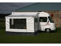 Fiamma 3.5m zip privacy/safari room (to fit F45/3.5m zip awning)