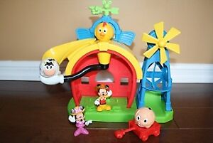 Mickey Mouse Clubhouse Farm Playset