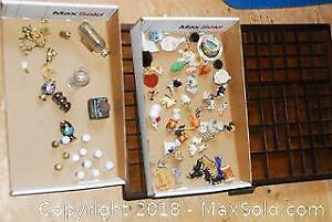Miniature Collectibles And Wall Display Rack A
