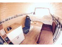 Campervan - ldv convoy minibus conversion