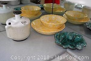 Blue Mountain Pottery And More- A