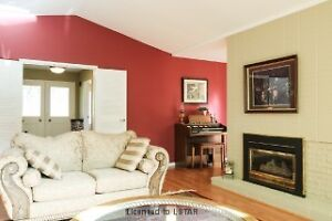 EXCELLENT RENOVATED NORTH 3 BEDROOM -DOUBLE GARAGE London Ontario image 4