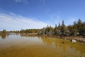 Waterfront Building Lot near Tobermory! - By Ashley Barker
