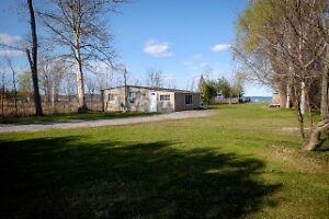 Now Sold,just two days Rice Lake Waterfront Cottage With Privacy