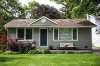 2 bed 1 bath Home in Walking Distance to the Lake, Golf & Parks