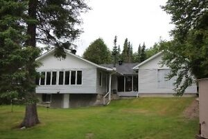 TILDEN LAKE WATERFRONT HOME JUST LISTED
