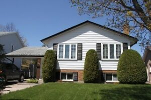 NEW LISTING!  Three bedroom hirise bungalow in east-end