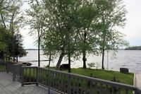 **PRIVATE WATERFRONT COTTAGE** Pigeon Lake! Brad Sinclair Re/Max