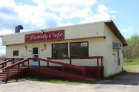 Ready to Own your Own Cafe? 187 SAUNDERS RD, McAdam.. NEW PRICE