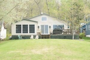 Incredible waterfront on Grand Lake in Whites Cove!
