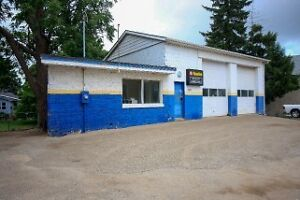 2 Bay Garage for automotive repair shop move in ready