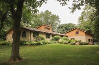 35 Acre Horse/Hobby Farm in City Limits Gorgeous!!